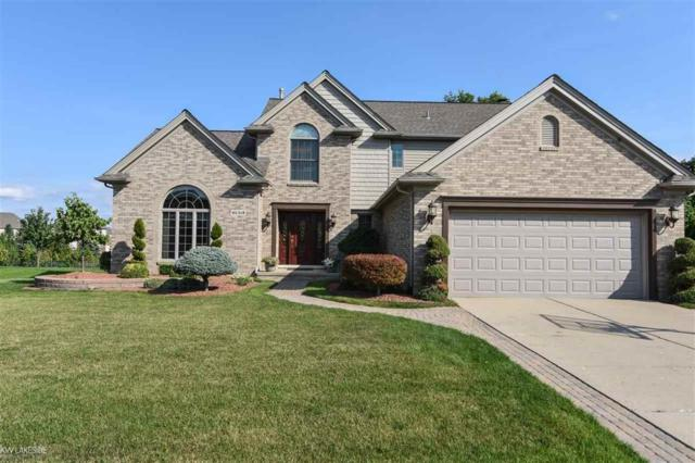 46318 Glen Pointe Dr, Shelby Twp, MI 48315 (#58031365604) :: The Alex Nugent Team | Real Estate One