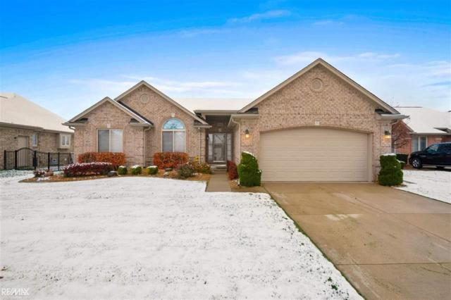 50345 Aldwych St., Macomb Twp, MI 48044 (#58031365620) :: The Alex Nugent Team | Real Estate One