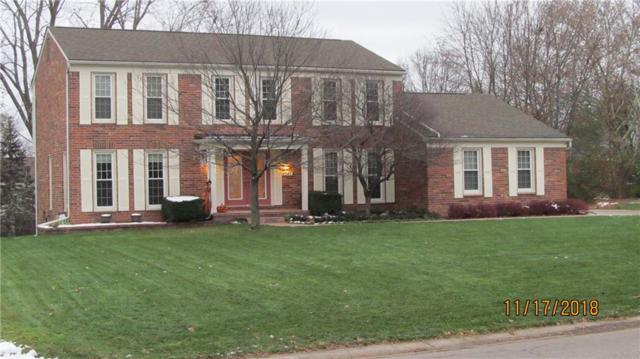 4347 Apple Valley Lane, West Bloomfield Twp, MI 48323 (#218111725) :: RE/MAX Classic