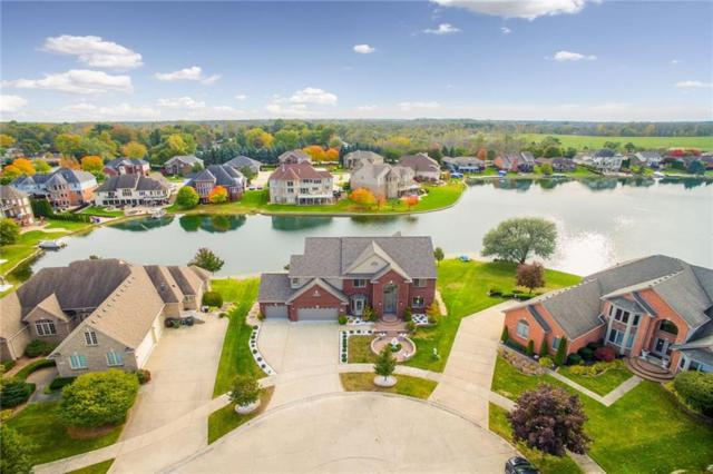 4060 W Point Court, Shelby Twp, MI 48316 (#218111825) :: RE/MAX Classic