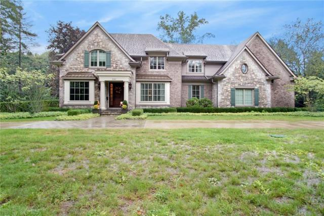 1187 N Cranbrook Road, Bloomfield Twp, MI 48301 (#218111844) :: The Alex Nugent Team   Real Estate One