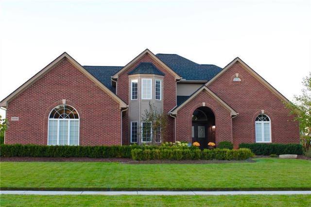 52036 Copperwood Drive, Lyon Twp, MI 48178 (#218111894) :: The Alex Nugent Team | Real Estate One