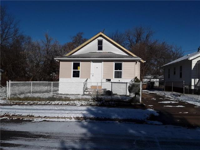50 Gillespie Avenue, Pontiac, MI 48341 (#218112025) :: RE/MAX Classic
