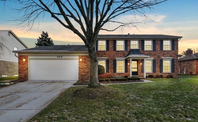 777 Bridge Park Drive, Troy, MI 48098 (#218112224) :: The Alex Nugent Team | Real Estate One