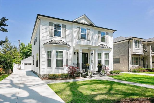 652 Bloomfield Court, Birmingham, MI 48009 (#218112259) :: The Alex Nugent Team | Real Estate One