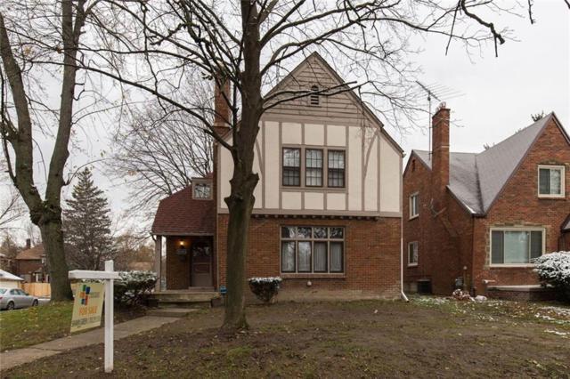 16101 Ashton Avenue, Detroit, MI 48219 (#218112270) :: The Alex Nugent Team | Real Estate One