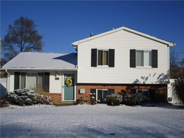 241 Linhart Street, Novi, MI 48377 (#218112311) :: The Alex Nugent Team | Real Estate One