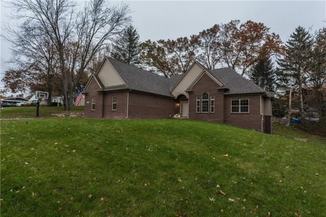 871 W Bay Shore Drive, Oxford Twp, MI 48371 (#218112407) :: RE/MAX Classic