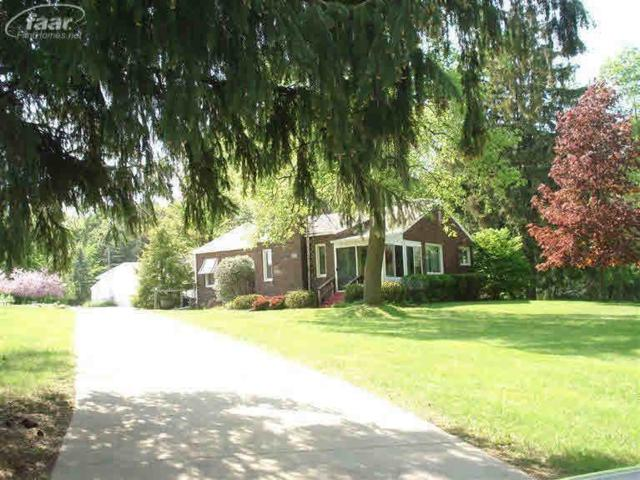 309 N Seymour, Flushing, MI 48433 (#50100004843) :: RE/MAX Classic