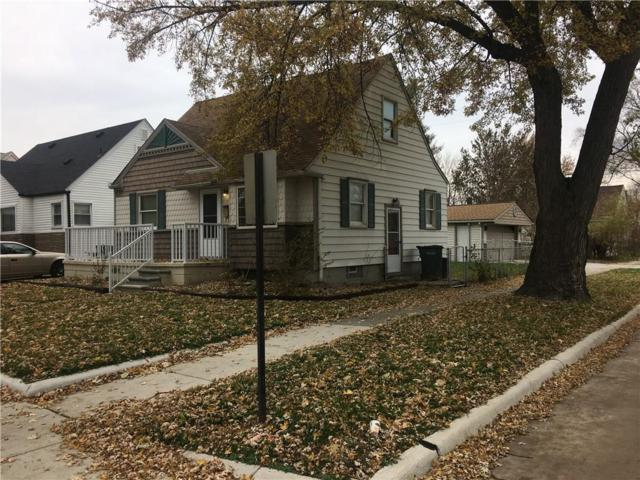 608 Cleveland Avenue, Lincoln Park, MI 48146 (#218113388) :: RE/MAX Classic