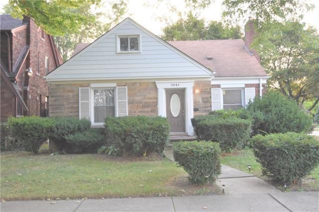 7941 Appoline Street, Dearborn, MI 48126 (#218113416) :: RE/MAX Classic