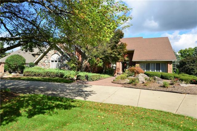1595 Pebble Creek Drive, Rochester, MI 48307 (#218113872) :: RE/MAX Classic