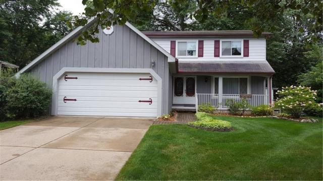 44499 Marc Trail, Plymouth Twp, MI 48170 (#218114247) :: RE/MAX Classic