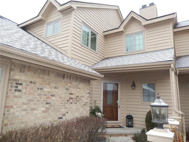 47494 Blue Heron Drive S #27, Northville, MI 48168 (#218114402) :: Duneske Real Estate Advisors