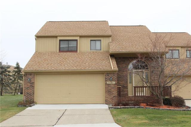 2181 Siboney Court, Rochester Hills, MI 48309 (#218114649) :: RE/MAX Nexus