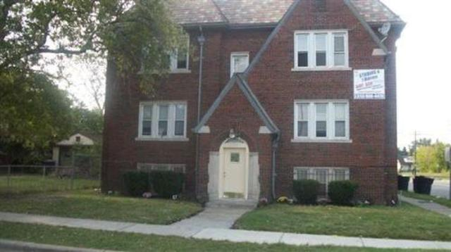 11255 Charlemagne Street, Detroit, MI 48213 (#218115144) :: RE/MAX Classic
