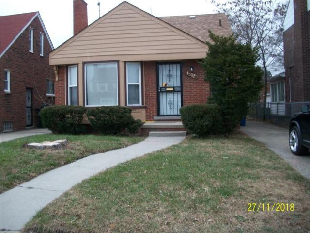 18920 Kentucky, Detroit, MI 48221 (#218115315) :: Keller Williams West Bloomfield
