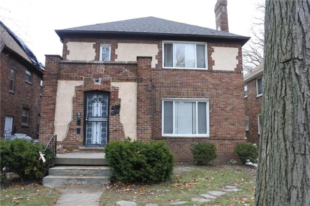 4858 Grayton Street S, Detroit, MI 48224 (#218115377) :: Keller Williams West Bloomfield