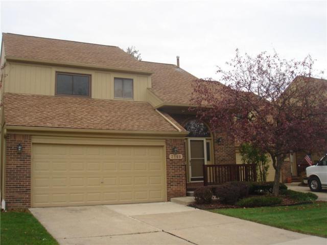 2160 Rochelle Park Drive, Rochester Hills, MI 48309 (#218115780) :: RE/MAX Classic
