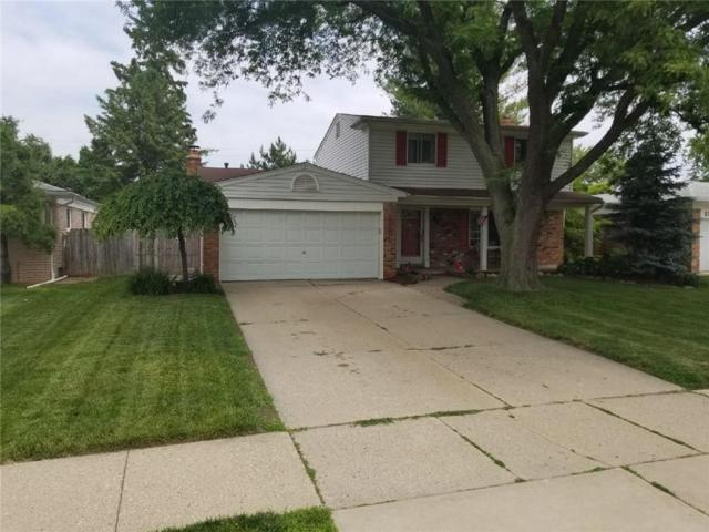 13135 Plumbrook Road, Sterling Heights, MI 48312 (#218115869) :: RE/MAX Classic