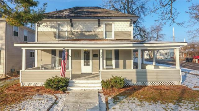 206 W Flint Street, Lake Orion Vlg, MI 48362 (#218115965) :: RE/MAX Classic