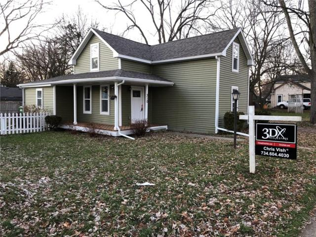 310 Byron Road, Howell, MI 48843 (#218116061) :: The Mulvihill Group