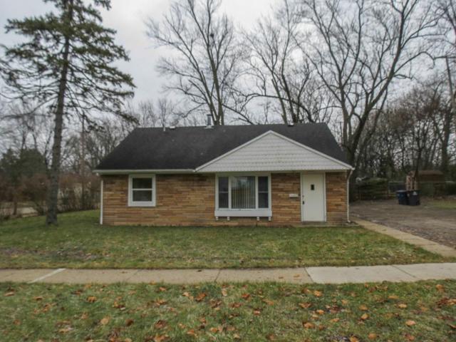 3550 Carolyn Street, Ann Arbor, MI 48104 (#543261856) :: Duneske Real Estate Advisors