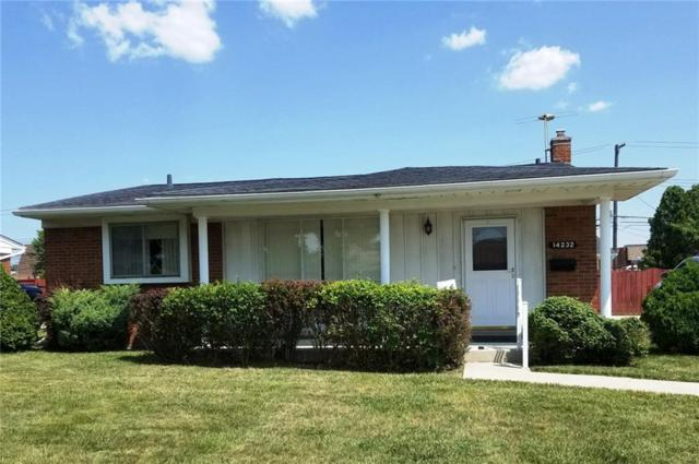 14232 Huntington Street, Riverview, MI 48193 (#218116161) :: Keller Williams West Bloomfield
