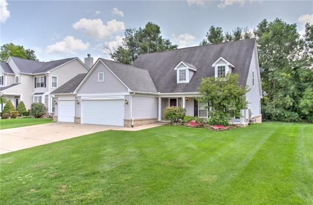 3172 Hidden Timber Drive, Orion Twp, MI 48359 (MLS #218116281) :: The Toth Team