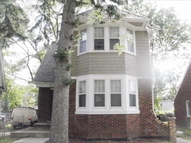 15786 Rutherford Street, Detroit, MI 48227 (#218116307) :: RE/MAX Classic