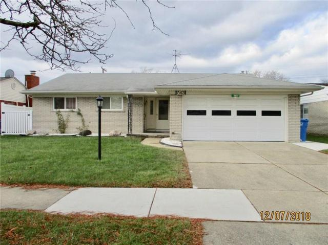 743 Sherbourne Drive, Dearborn Heights, MI 48127 (#218116360) :: RE/MAX Classic