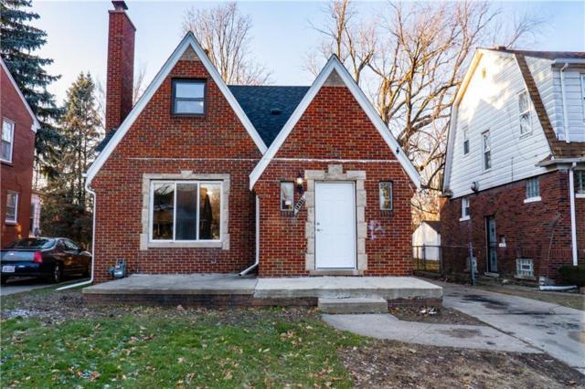 12115 Lansdowne Street, Detroit, MI 48224 (#218116499) :: RE/MAX Classic