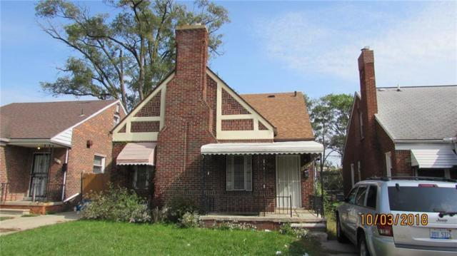 18270 Washburn Street, Detroit, MI 48221 (#218116538) :: The Buckley Jolley Real Estate Team