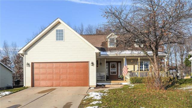 2479 Hickory Circle Extension, Howell, MI 48855 (#218116630) :: The Mulvihill Group