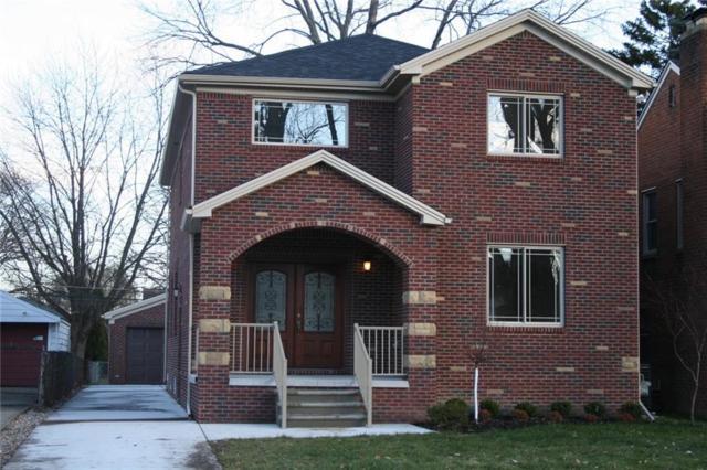 6826 Drexel, Dearborn Heights, MI 48127 (#218116792) :: RE/MAX Classic