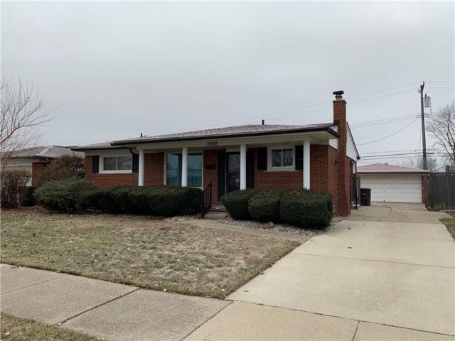 13928 Berkshire Street, Riverview, MI 48193 (#218116904) :: Duneske Real Estate Advisors