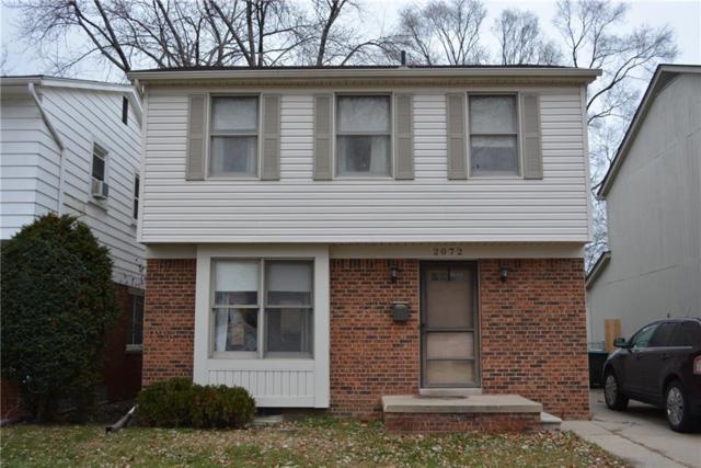 2072 Ridgemont Road, Grosse Pointe Woods, MI 48236 (#218116967) :: Duneske Real Estate Advisors