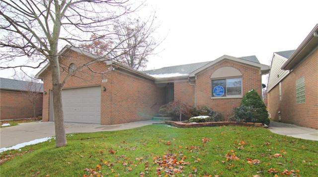 404 Walnut Drive, South Lyon, MI 48178 (#218117002) :: RE/MAX Classic