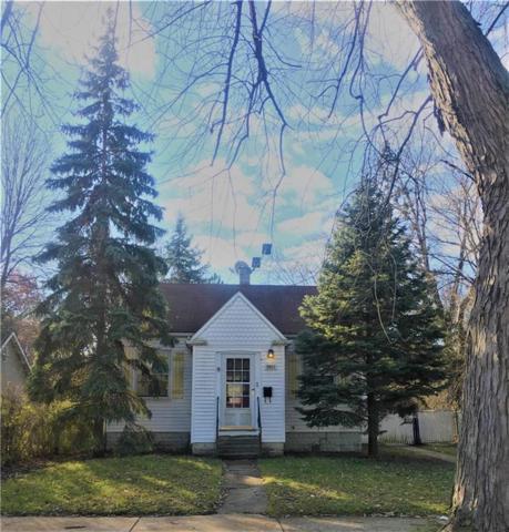 4851 Farmbrook Street, Detroit, MI 48224 (#218117116) :: Keller Williams West Bloomfield