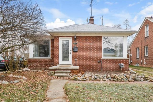 608 S Edison Avenue, Royal Oak, MI 48067 (#218117125) :: NERG Real Estate Experts