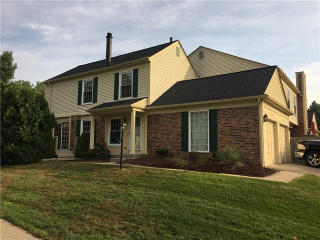 1428 Crescent Lane, Rochester Hills, MI 48306 (#218117127) :: Duneske Real Estate Advisors
