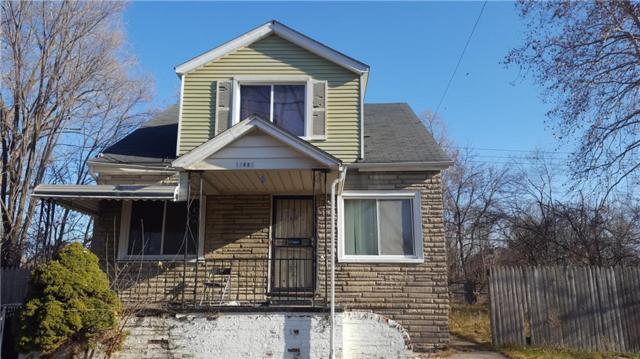 13884 Gallagher Street, Detroit, MI 48212 (#218117410) :: The Buckley Jolley Real Estate Team
