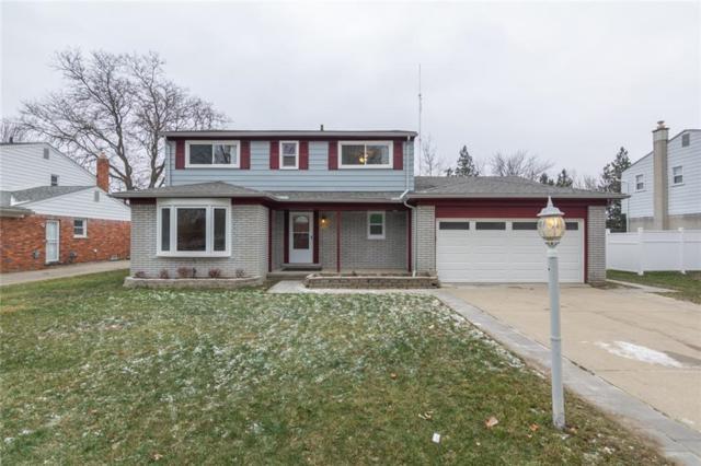 17001 Mount Vernon Street, Southfield, MI 48075 (#218117528) :: NERG Real Estate Experts