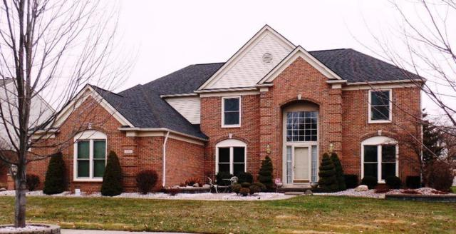 558 Country Club Lane, Canton Twp, MI 48188 (#218117708) :: The Mulvihill Group