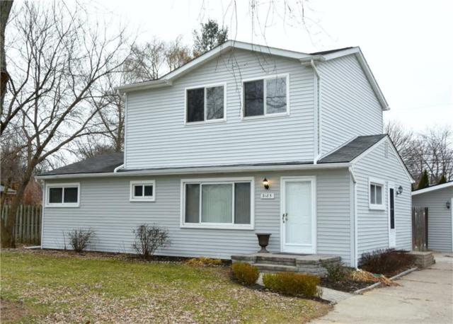 3185 Gerald Avenue, Rochester Hills, MI 48307 (#218117893) :: NERG Real Estate Experts