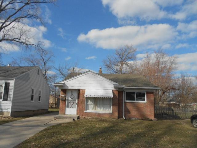 135 E Brockton Avenue, Madison Heights, MI 48071 (#218117918) :: RE/MAX Vision