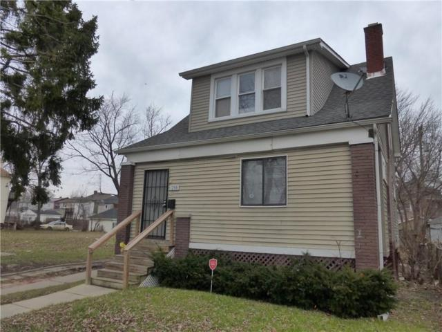 1288 Alter Road, Detroit, MI 48215 (#218117968) :: NERG Real Estate Experts