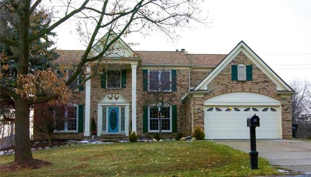 1731 Hillcrest Drive, Rochester Hills, MI 48306 (#218118014) :: NERG Real Estate Experts