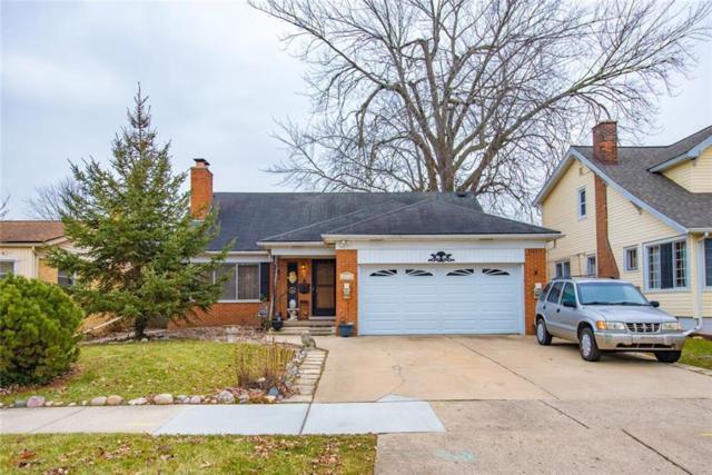 22812 Clairwood Street, Saint Clair Shores, MI 48080 (#218118038) :: NERG Real Estate Experts
