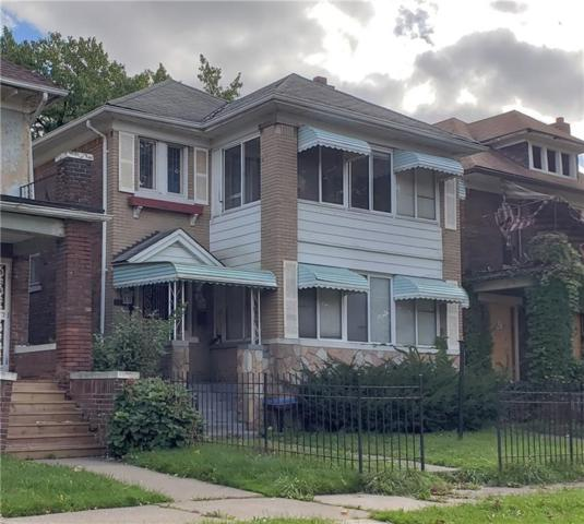 3791 Blaine Street, Detroit, MI 48206 (MLS #218118257) :: The Toth Team